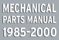 Classic Mini Mechanical Parts Manual 1985-2000