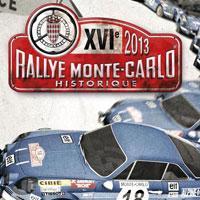 Monte Carlo Rallye Historique 2013
