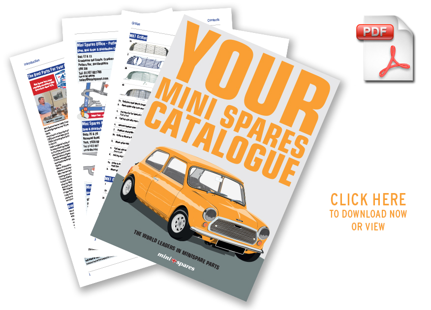 Your Classic Mini Catalogue