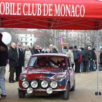 Monte Carlo Historique Rallye 2014