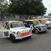 Mighty Minis - Oulton Park 2013