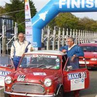 Ilse of Mann Rally 2014